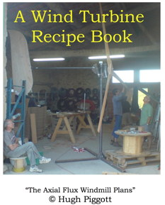 Wind Turbine Recipe Book