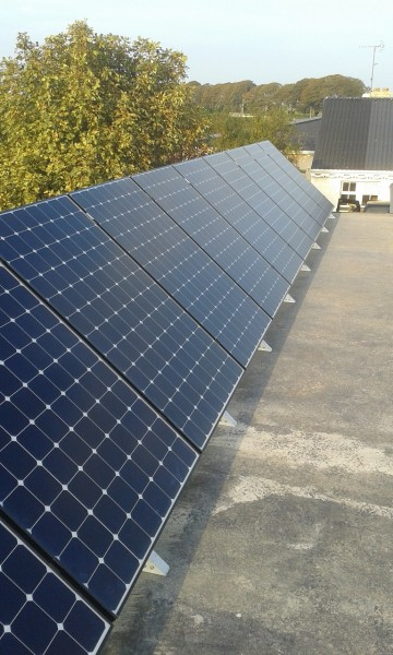 3.27Kw Solar Array 1